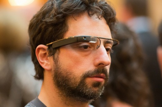 project glass sergey brin large verge medium landscape 520x346 Google wants Project Glass to work with your prescription glasses