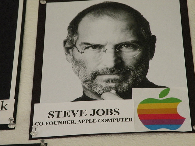 steve jobs biography project Steve jobs was an inventor and technology entrepreneur and the co-founder of apple inc along with steve wozniak he was born steven paul jobs on february 24 th , 1955 in san francisco, california he was adopted at birth by his birth parents joanne simpson and abdulfattah jandali.