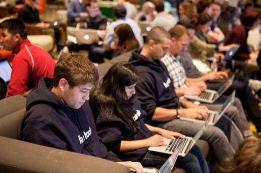 542336 10150917665397200 9445547199 9676516 2099166826 n 520x346 Facebook shares the history of its hackathon