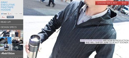Convo 18 520x235 This executive pinstripe hoodie is perfect for any Facebook IPO fan