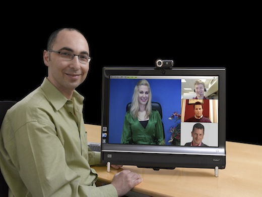 ExecDesktop ofer hp Video conferencing firm Vidyo has raised almost $100m to date, Juniper joins as strategic backer