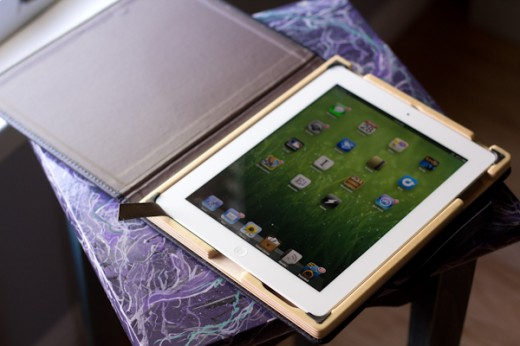 IMG 6429 520x346 Pad & Quills Octavo case for iPad gets a gorgeous leather upgrade and hugely improved fit