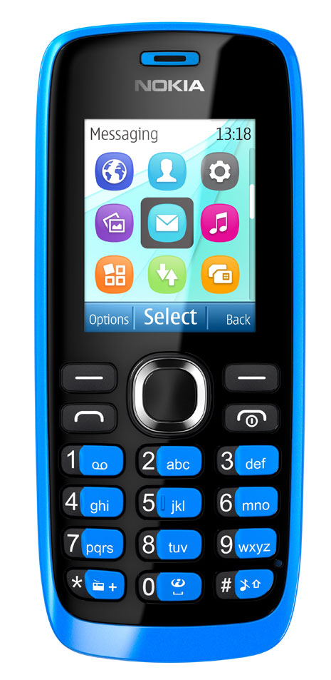 Nokia 112 18 Nokia unveils two new sub $50, social media enhanced dual SIM phones with 1.8 display, VGA camera
