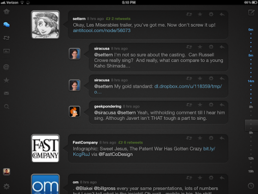 Photo May 30 5 10 15 PM 520x390 Quip: The gorgeous iPad app that made me enjoy reading Twitter again