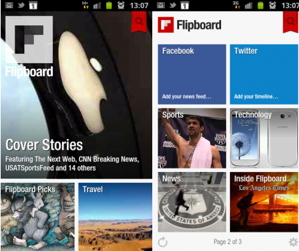 c3 Hands on with Flipboard for Android, and heres how you can download it now