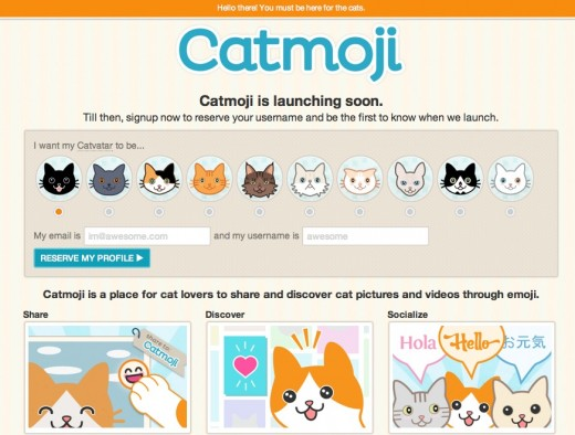 catmoji 520x394 Start Up Chile Demo Day: Here are the 31 startups pitching this Wednesday