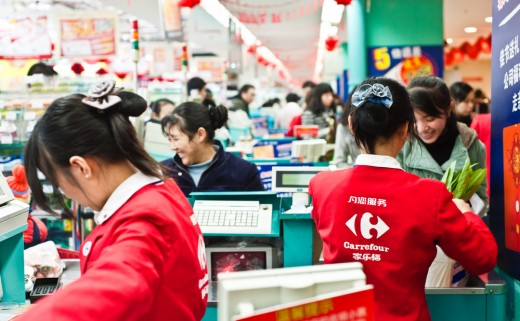 china shopping 520x321 Why going global makes no sense for Chinas social networks, for now