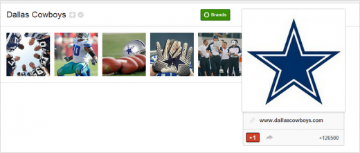 dallas cowboys 520x221 Seven must follow sports teams on social media