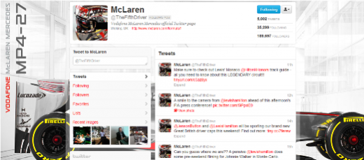 fifthdriver 520x229 Seven must follow sports teams on social media