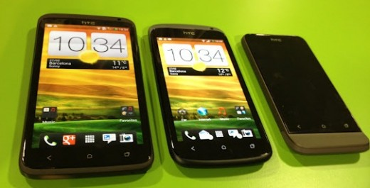 htc one series 520x265 IDC: Samsung leads smartphone shipments, up 267% year on year, as Nokia slides 50%