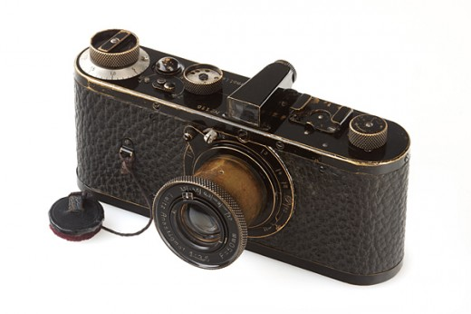 leica 520x346 Vintage Leica sold for $2.79m, breaking the world record for the most expensive camera