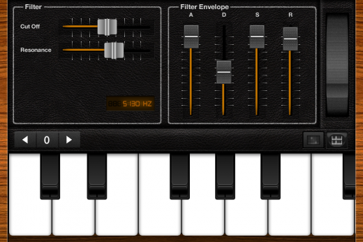 mobeat 3 520x346 Miss Googles Moog Doodle? Heres an app you should download