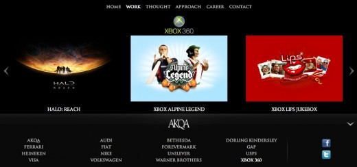 akqa work 520x244 A shake up! Marketing giant WPP agrees deal to acquire digital agency AKQA