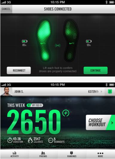b14 Nike continues its push to own the sports tech space with new Nike+ Basketball and Training apps