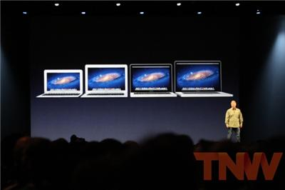 New MacBook Air: 3rd gen Ivy Bridge upto 2.0Ghz Core i7, Up to 8GB RAM 1600Mhz, 60% faster graphics, 512GB, USB 3.0