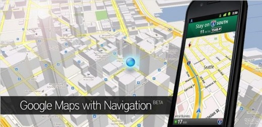 googlemapsandroid 616 520x253 Google SVP says amazing Google Maps experiences are coming to iOS, but what does it mean?
