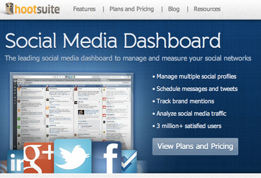 hootsuite Our top social media dashboard picks
