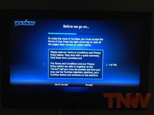 photo 12wtmk2 520x390 A first look at the UKs long awaited YouView smart TV service