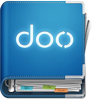 product doo app icon Doo.net launches in public beta to organize the worlds documents, reaches $10m in funding