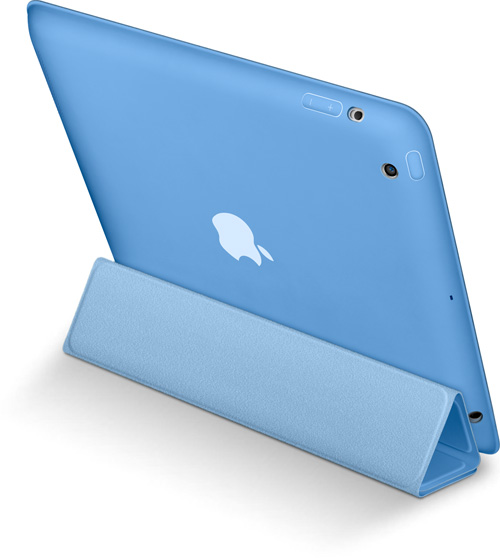 Apple unveils new iPad Smart Case accessory, offering front to back protection for your tablet