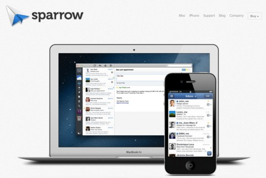 sparrow 520x349 The best Mac apps of 2012 so far