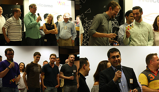 wayra1 Wayra Week wraps up with 16 teams chosen for the London academy