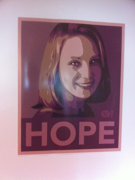 553394 10151289875989638 298314876 n 520x696 Heres a sign that Yahoo! employees are hopeful about Marissa Mayers hire