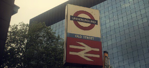 London - Old Street - Silicon Roundabout