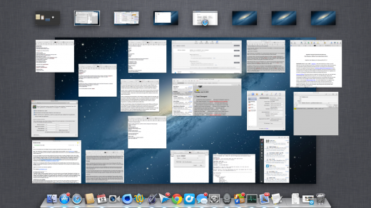 Mission Control Expose 520x292 TNW Review: OS X 10.8 Mountain Lion