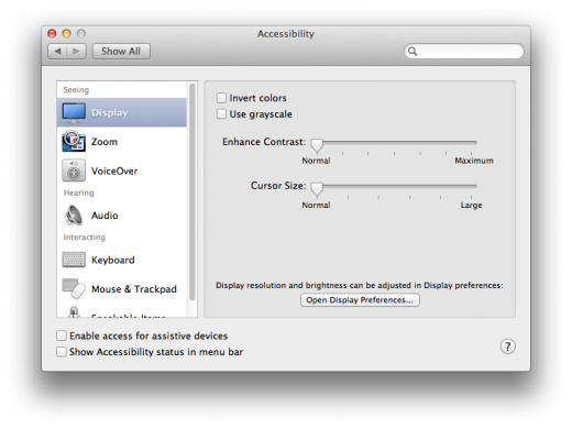 Preferences Accessibility 520x390 TNW Review: OS X 10.8 Mountain Lion
