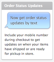 Screen Shot 2012 07 18 at 14.45.36 Apple launches Apple Notifications, offers text message updates on orders in the US and Canada