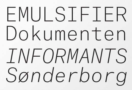 atlas typewriter 30 new typefaces released last month that you need to know about (July)