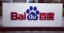 baidusign 220x113 Last Week in Asia: Sina Weibo helps battle Chinese floods, Microsoft opens accelerator in India and more