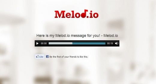c 520x282 Melod.io lets you record and send personalized audio messages set against music