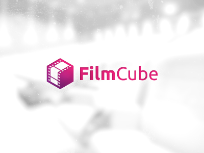 dribbble shot11 21 Gorgeous film logos and icons for your design inspiration