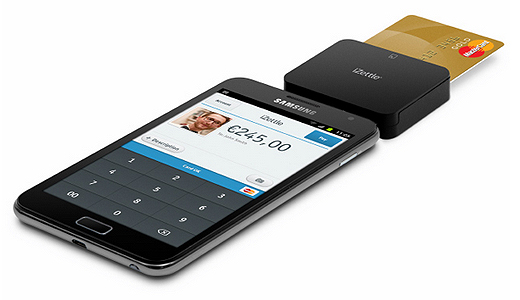 iz520 iZettles mobile payments system opens Android beta testing in partnership with Samsung in Sweden