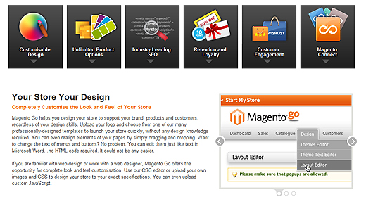magneto520 eBays Magento eCommerce platform now offers UK specific features