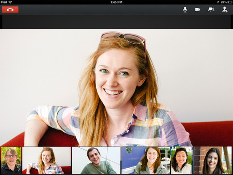 Redesigned Google+ app hits iOS with iPad support, Events, instant photo uploads and Hangout creation