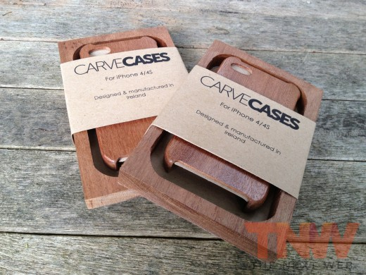 IMG 3818wtmk 520x390 TNW Review: The Carve Case offers handmade, lightweight wooden protection for your iPhone