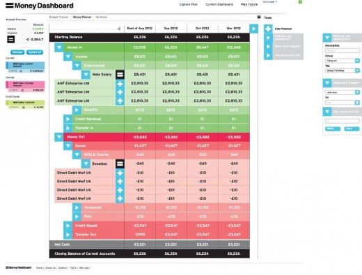 MDB 11 520x395 Money Dashboard: Britains Mint.com relaunches to help you manage your spending in incredible detail