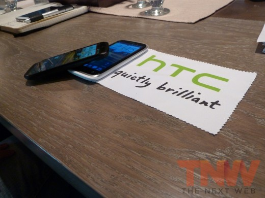 P1020351wtmkwtmk 520x390 HTC introduces the Desire X, its new 4 inch, 1GHz dual core, mass market Android smartphone