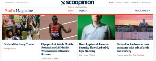 Screenshot 2 520x205 Scoopinion: The crowdcurated online magazine launches to the public