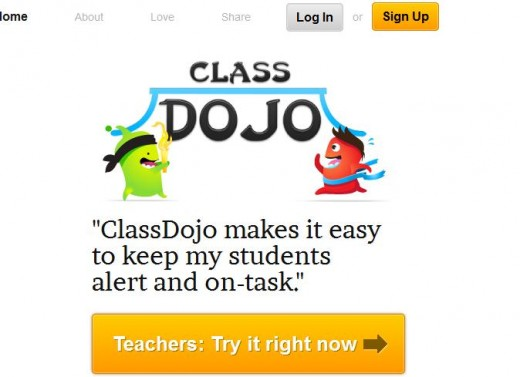 Screenshot 3 520x377 ClassDojo taps $1.6m in seed funding, as its student behaviour improvement platform rolls out of beta