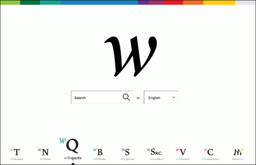 homepage 520x336 This creative agency thinks it can redesign Wikipedia to be more usable, and its on to something