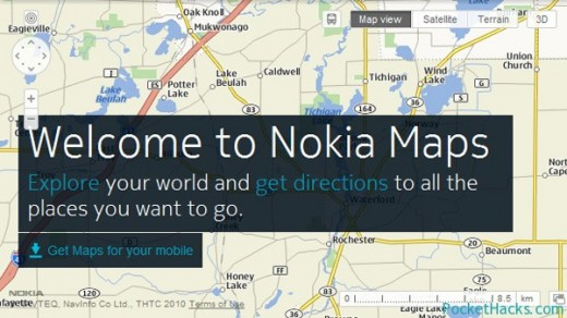 Amazon goes with Nokia instead of Google for new Kindle Fire maps