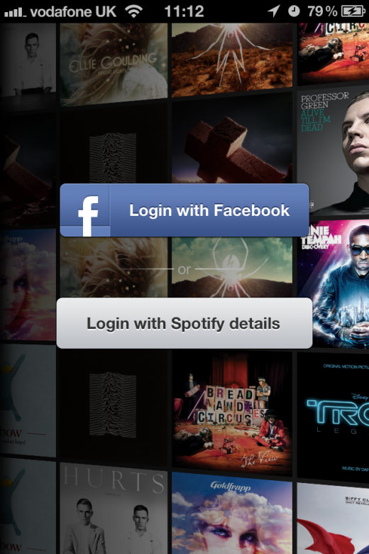photo1 520x780 Spotify adds playlist sorting options, new login screens and other navigation improvements to its iOS apps