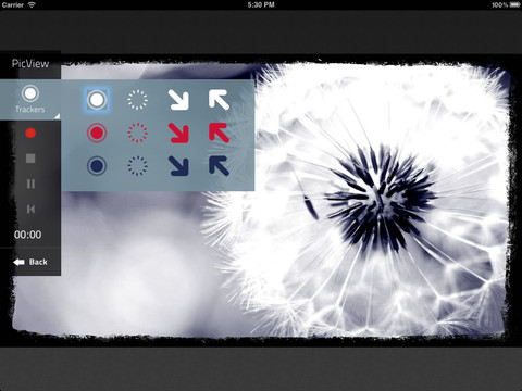 PicViews iPad app lets you add voice tags and annotations to pictures to tell your story