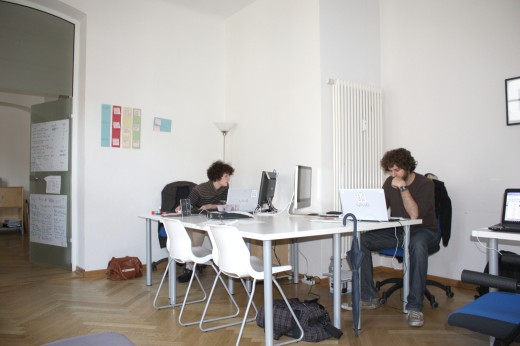 10. Roomsurfer 02 520x346 Awesome offices: Inside 12 fantastic startup workplaces in Berlin