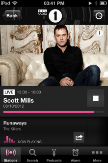 22 220x330 The BBCs new iOS iPlayer Radio app is available now, heres our full hands on review
