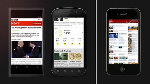BBCm 520x292 BBC News tightens up mobile redirects, now youll always land on the right page for your device
